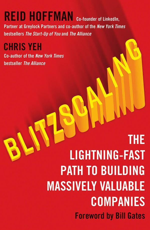 Blitzscaling—секретный соус стремительного роста Airbnb, Linkedin, PayPal